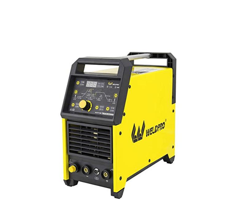 Weldpro Digital TIG ACDC 200GD Welding Machine