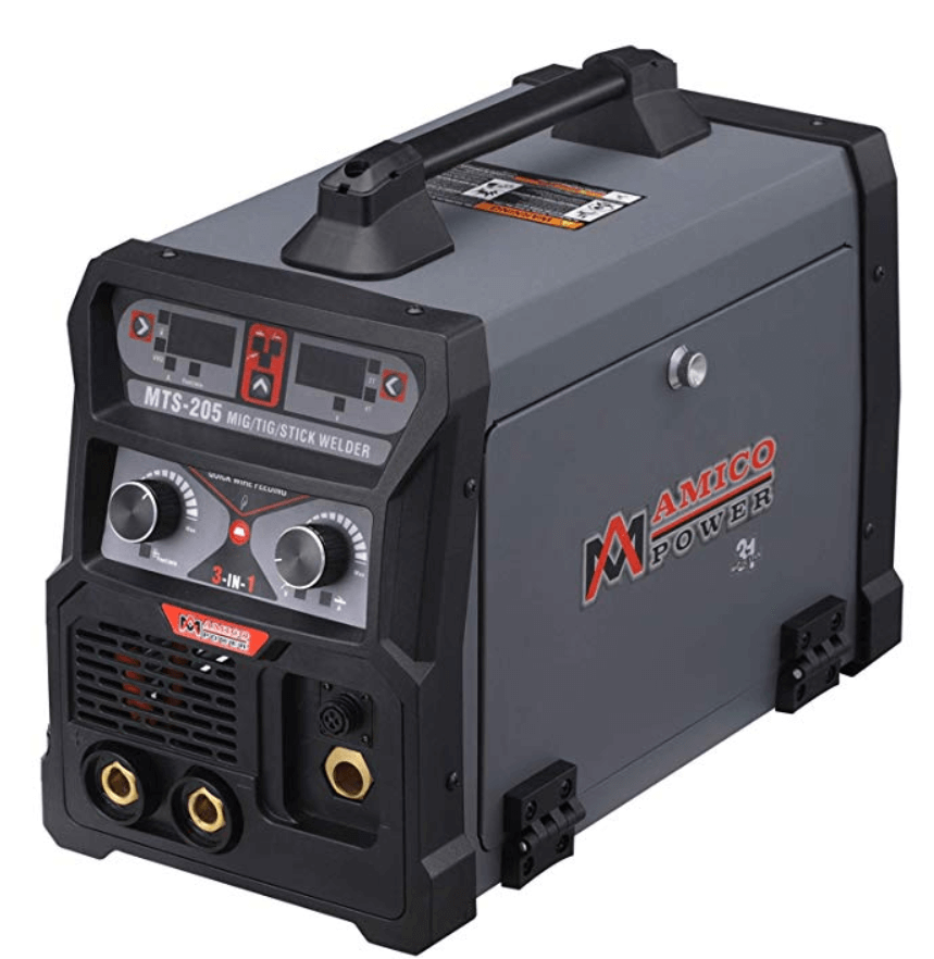 MTS-205 205 AMP Mig/Tig Torch/Stick Combo Welder